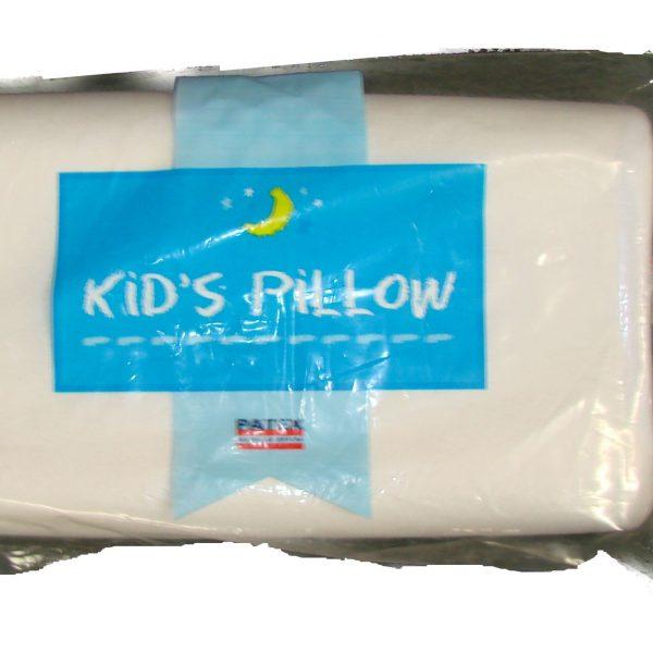 Child Contour Latex Pillows