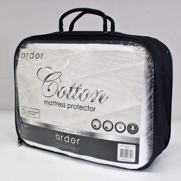 Ardor Cotton Queen Mattress Protector