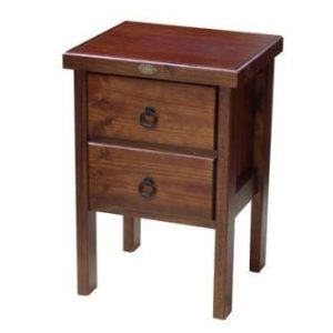 Samual 2 x Drawer bed Side Table