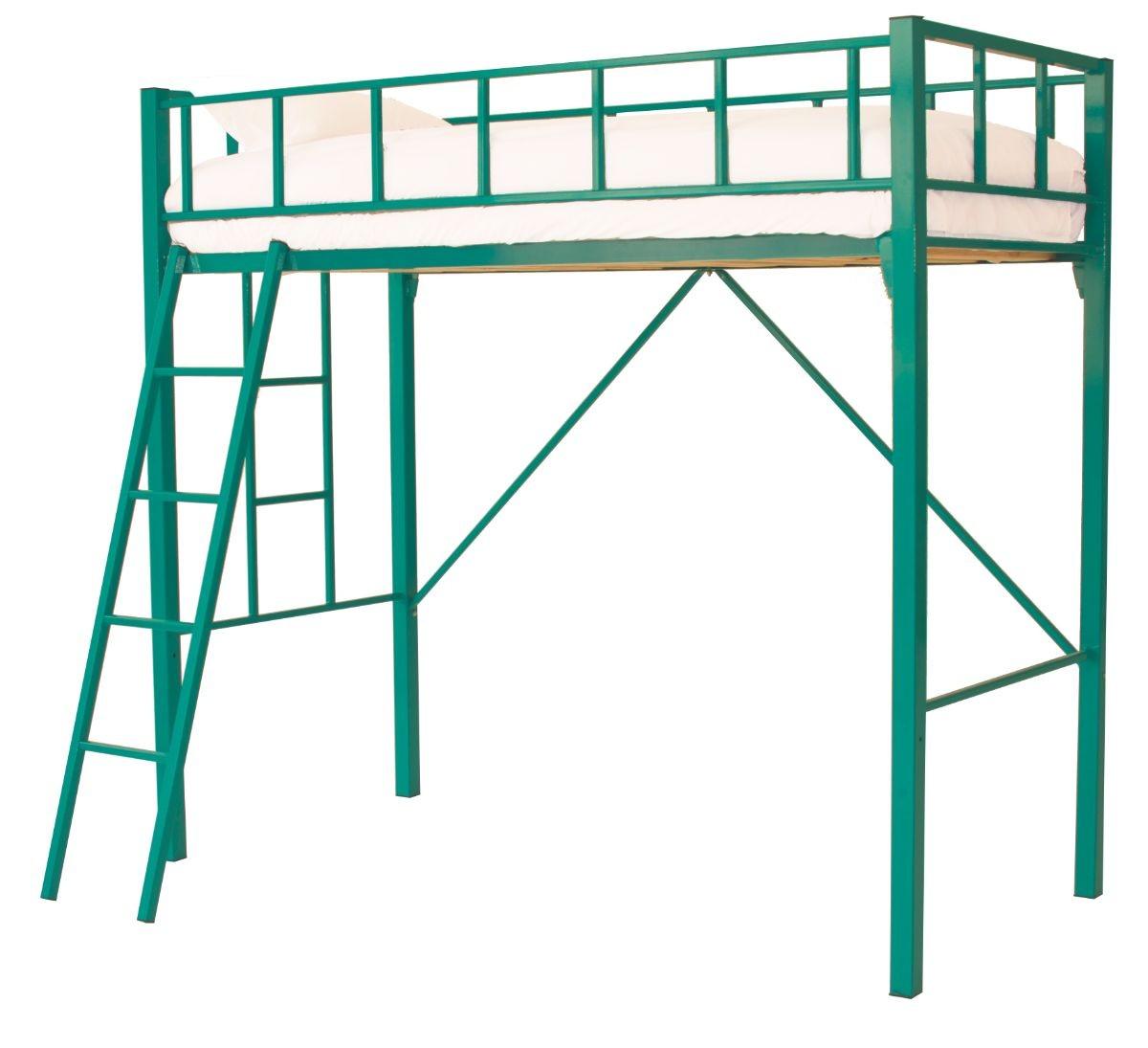 The Royal Loft Bunk Bed