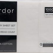 100% Cotton Sheet Set