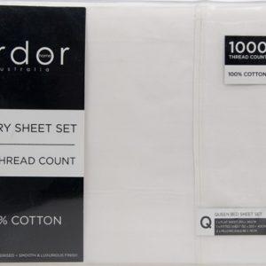 100% Cotton Sheet Set