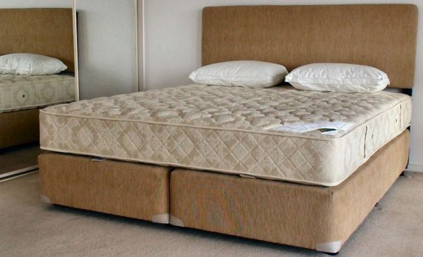 Single Panel Upholstered Bed Head