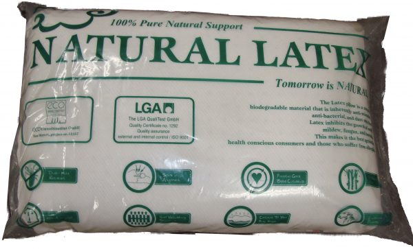 Soft Latex Pillows