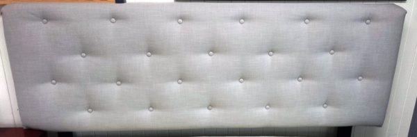 Deep Button Bed Head