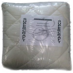 Supercraft Mattress Protectors - straps