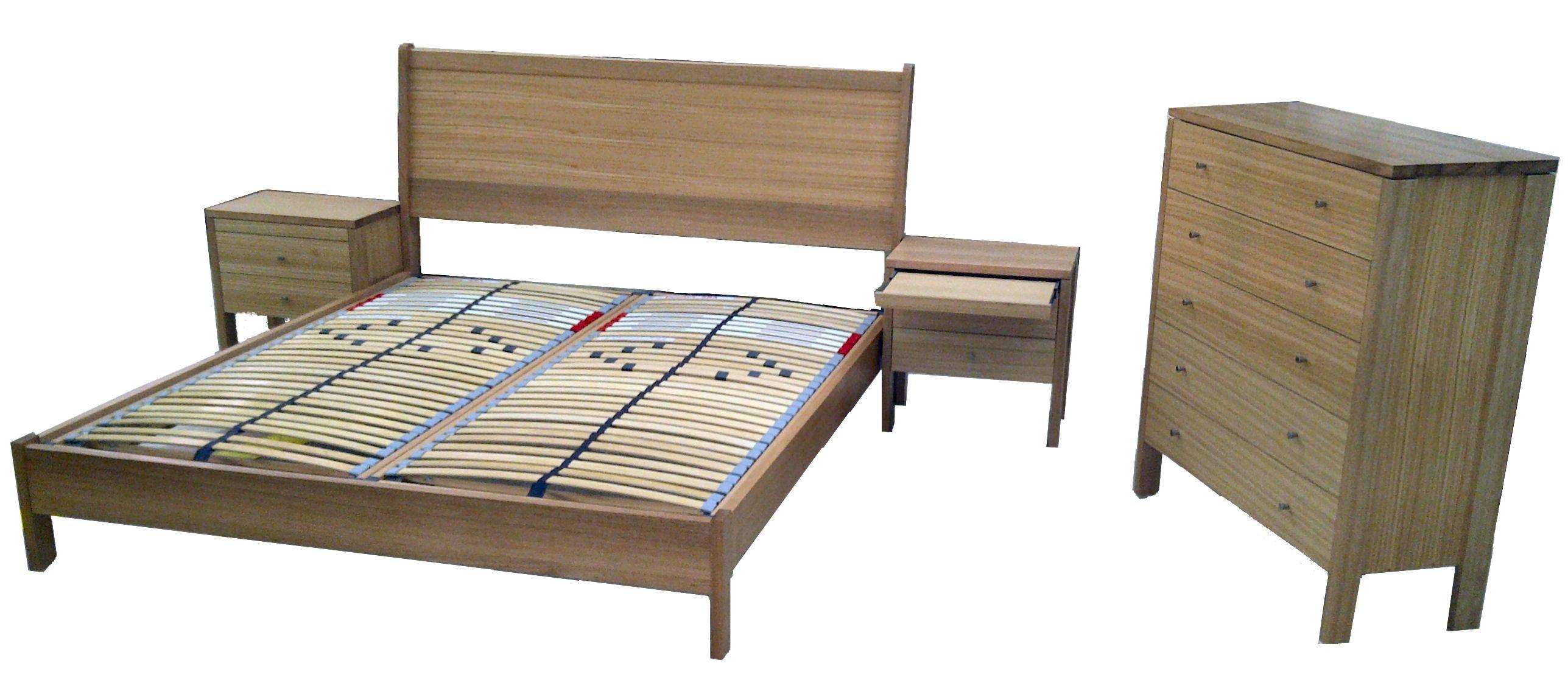 Kurv Bed Frame Supercraft Bedding