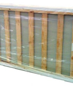 Calico Covered Slat Bases